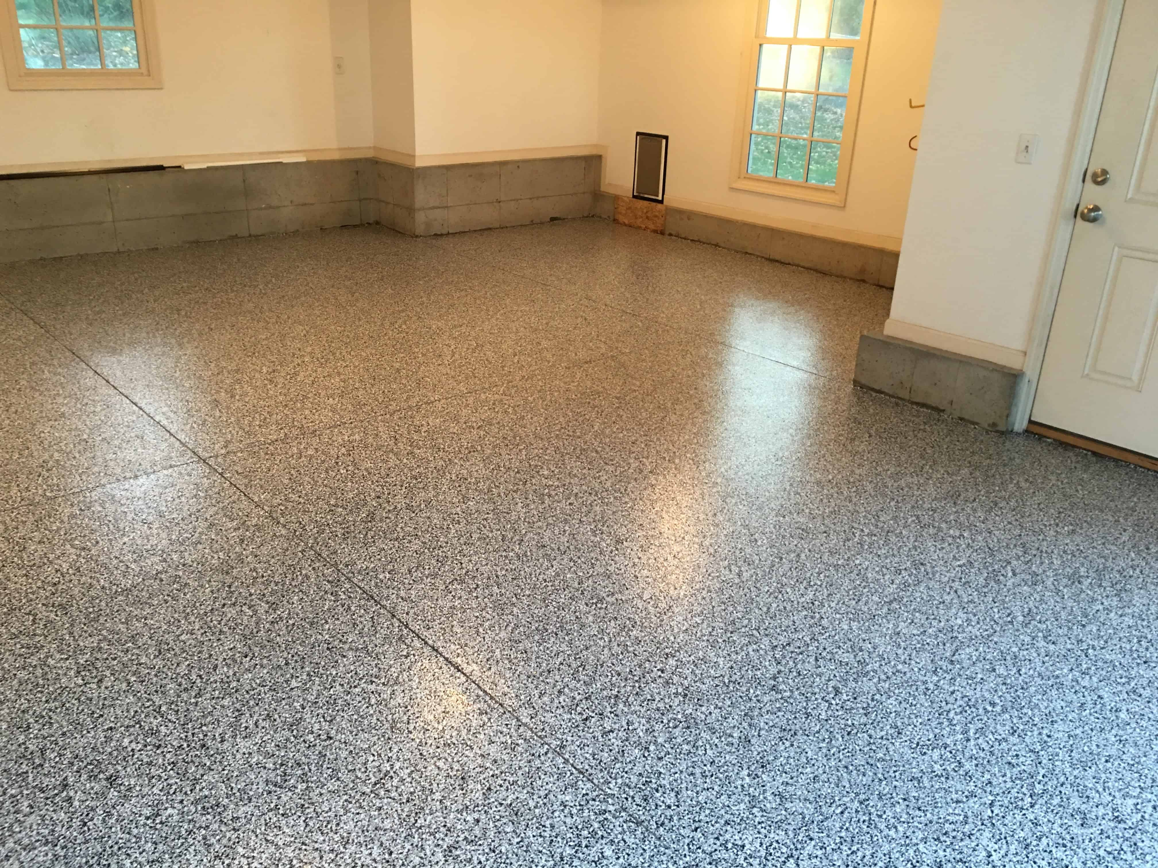 Epoxy garage flooring contractor amazing garage floors 1 for Texas floors