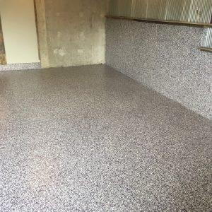 Epoxy Garage Floor Manhattan, KS Photos