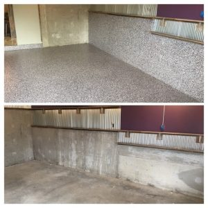 epoxy garage floor Manhattan